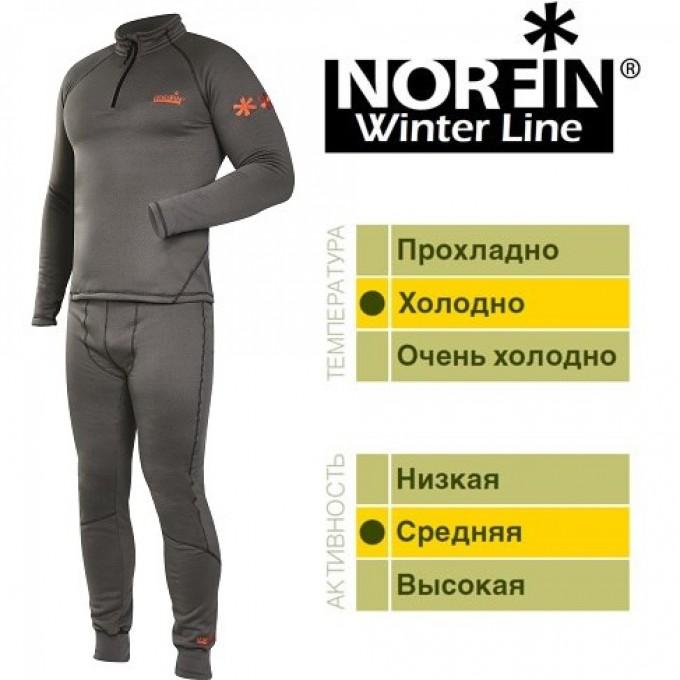 Термобелье  WINTER LINE GRAY 06 Р.xxxl 3036006-XXXL