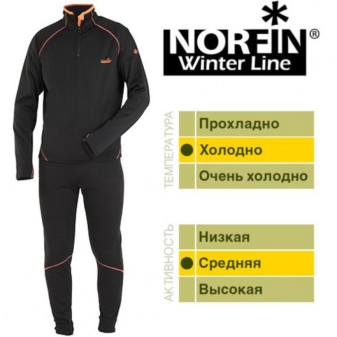 Термобелье  WINTER LINE 02 Р.m 3025002-M
