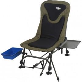 Кресло карповое  BOSTON NF с обвесами