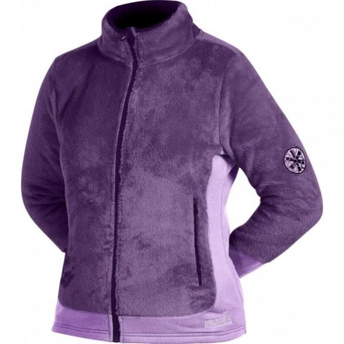 Куртка флисовая  WOMEN MOONRISE VIOLET 00 р.XS 541100-XS