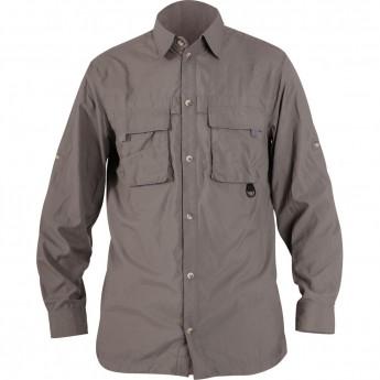 Рубашка  COOL LONG SLEEVES GRAY 01 р.S