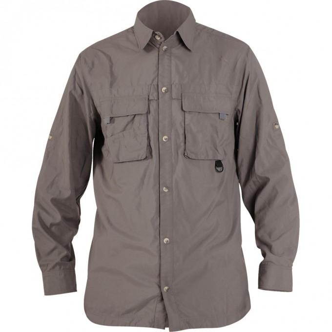 Рубашка  COOL LONG SLEEVES GRAY 01 р.S 651101-S