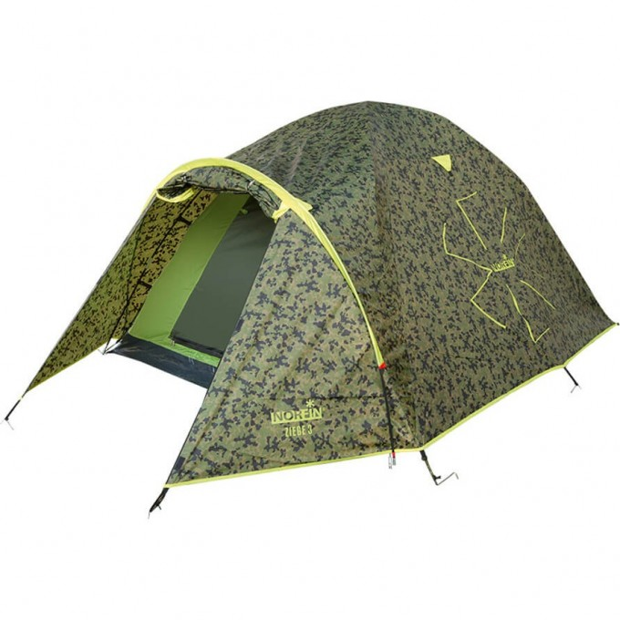 Палатка 3-Х местная  ZIEGE 3 Nc NC-10104