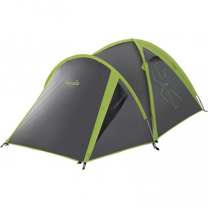 Палатка с алюминиевыми дугами 3-х местная  CARP 2+1 ALU NF NF-10302