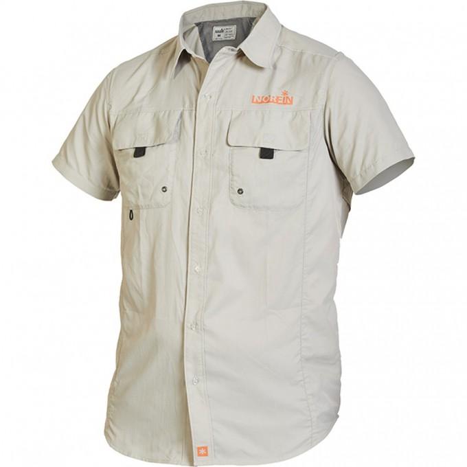 Рубашка  FOCUS SHORT SLEEVES GRAY 03 р.L 656003-L