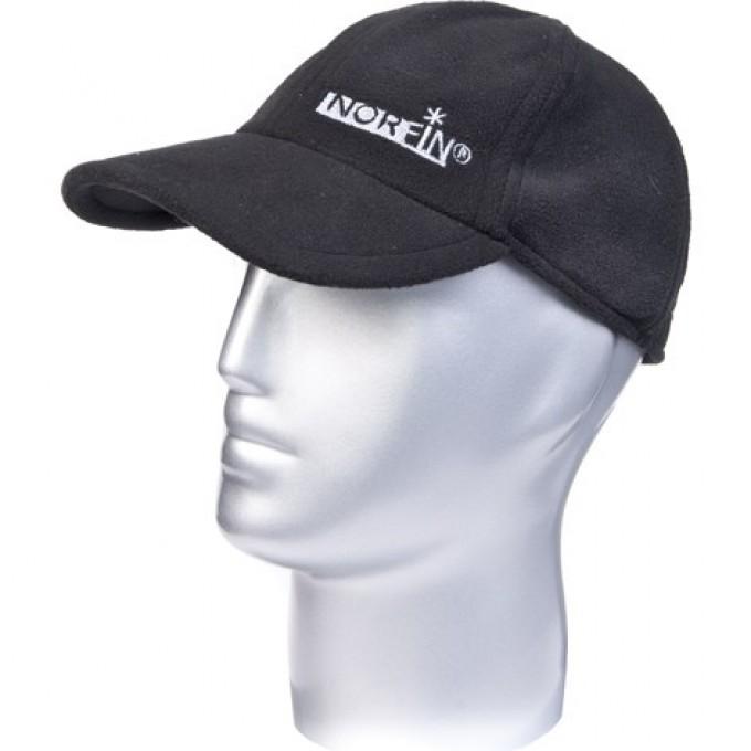 Шапка-бейсболка  FLEECE BLACK Р.l 302787-B-L